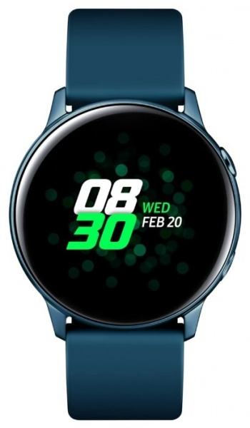 Смарт-часы Samsung SM-R500 GalaxyWatch active Green