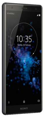 Смартфон Sony Xperia XZ2 DS Liquid Black