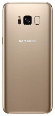Смартфон Samsung G955F Galaxy S8+ (64 GB) Gold