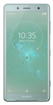 Смартфон Sony Xperia XZ2 Compact DS Green
