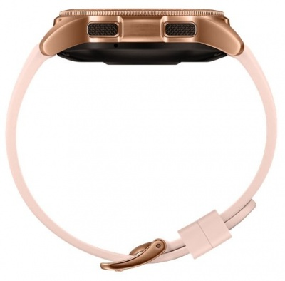 Смарт-часы Samsung SM-R810 GalaxyWatch (42 mm) Rose Gold